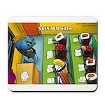Sushi Bar Exam (Raw Law?) Mousepad