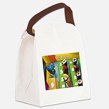Sushi Bar Exam (Raw Law?) Canvas Lunch Bag