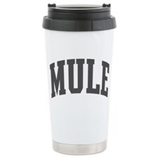Cute Mule Travel Mug