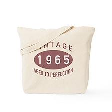 1965 Vintage Tote Bag