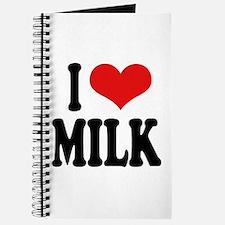 I Love Milk Journal