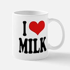 I Love Milk Mug