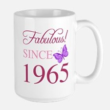 Fabulous Since 1965 Mug