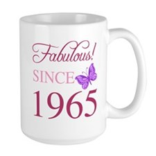 Fabulous Since 1965 Mug