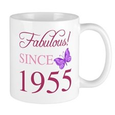 Fabulous Since 1955 Mug