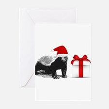 Unique Funny merry christmas Greeting Cards (Pk of 20)