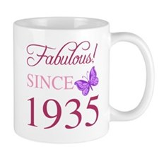Fabulous Since 1935 Mug
