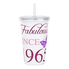 Fabulous Since 1965 Acrylic Double-wall Tumbler