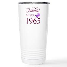 Fabulous Since 1965 Travel Mug