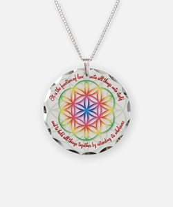 It Is The Function Of Love Necklace