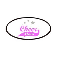 CHEER MOM STARS Patches