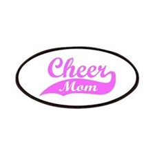 CHEER MOM Patches