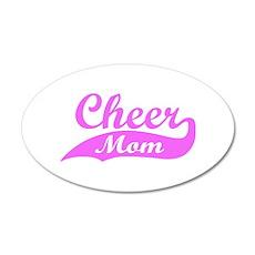 CHEER MOM Wall Decal