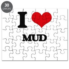 I Love Mud Puzzle