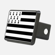 Brittany flag Hitch Cover