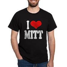 I Love Mitt T-Shirt