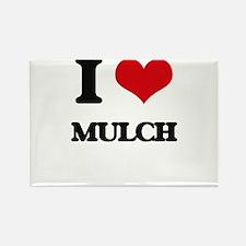 I Love Mulch Magnets