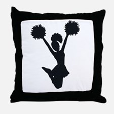 Cheer Throw Pillow