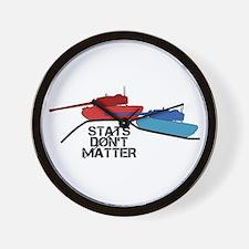 Cute Statistics funny Wall Clock