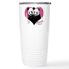 Cool Pandas Travel Mug