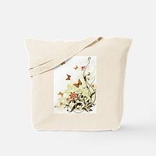 Floral design 006 Tote Bag