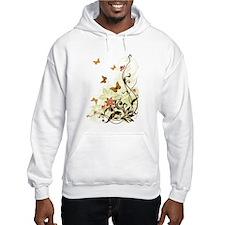 Floral design 006 Hoodie Sweatshirt