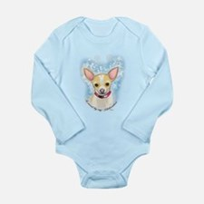 Loved by Chihuahua Body Suit