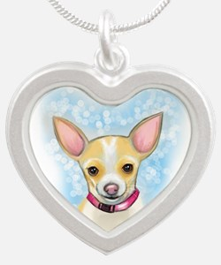 Loved by Chihuahua Necklaces