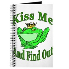 Kiss The Frog Journal