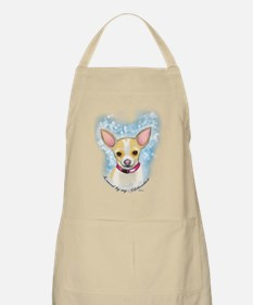 Loved by Chihuahua Apron