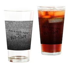 867-5309 Drinking Glass