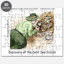 Debt Sea Scrolls Puzzle