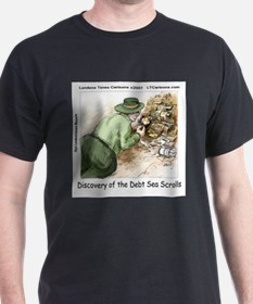 Debt Sea Scrolls T-Shirt