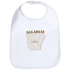 Vintage Toad Suck, Arkansas Bib