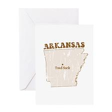 Vintage Toad Suck, Arkansas Greeting Cards