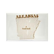 Vintage Toad Suck, Arkansas Magnets