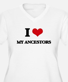 I Love My Ancestors Plus Size T-Shirt