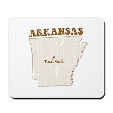 Vintage Toad Suck, Arkansas Mousepad