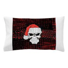 Santa Skull Pillow Case