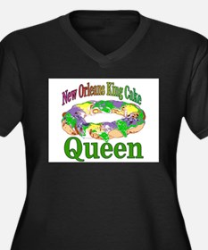 King Cake Party Plus Size T-Shirt