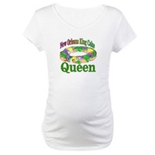 King Cake Queen Shirt