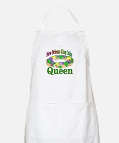 King Cake Queen Apron