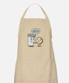 Milk and Cookies Apron