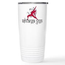 Cute Ashtanga Travel Mug