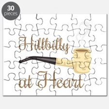 Hillbilly at Heart Puzzle