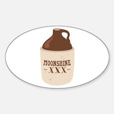 Moonshine XXX Decal