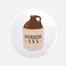 "Moonshine XXX 3.5"" Button"
