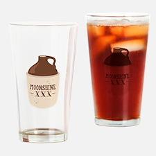 Moonshine XXX Drinking Glass