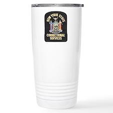 Cute Correctional officer Travel Mug