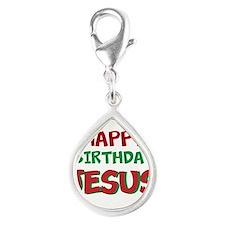Happy Birthday Jesus Charms
